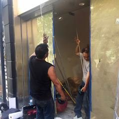 Glass Door Installation NYC